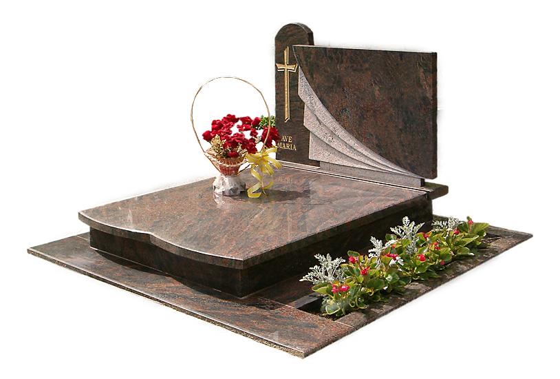 Nowoczesne pomniki cmentarne